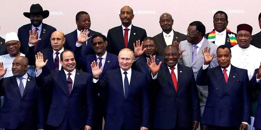 23-24 EKİM RUSYA-AFRİKA ZİRVESİ IŞIĞINDA RUSYA-AFRİKA İLİŞKİLERİ