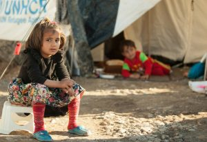 THE EFFECTS OF THE TRAUMATIC EXPERIENCED DURING THE MIGRATION PROCESS ON REFUGEES CHILDREN